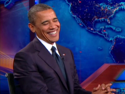 Barack Obama - Final Word - The Daily Show