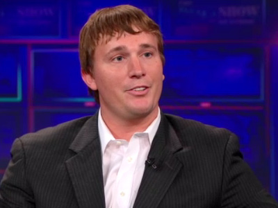 Dakota Meyer Extended Interview - The Daily Show
