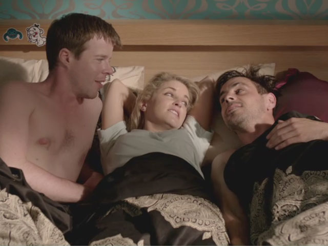 Threesome Wins Best Sitcom At Montreux Comedy Festival