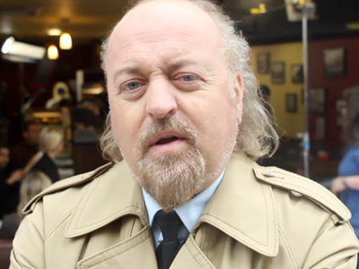 Bill Bailey - Threesome Series 2 Behind the Scenes