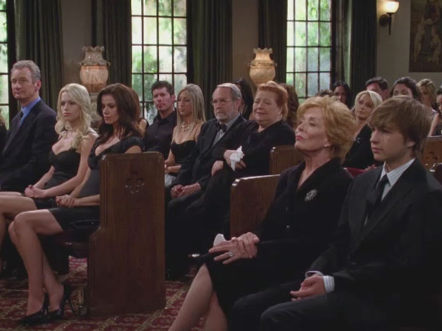 Two and a Half Men | 901 | Charlie Harper's Funeral