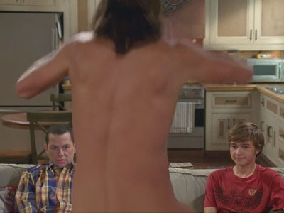 Two and a Half Men | 906 | My Couch, My Junk